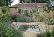 -{ ponds & water features }- / Design ideas for ponds and water features