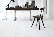 -{ studio / home office }- / Design ideas for work spaces, offices and creative studios