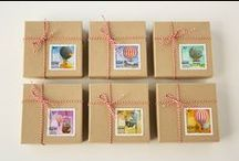Gift Wrapping Ideas / Inspiration for fun gift wrapping.  / by haydenbrook
