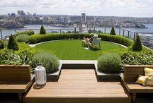 -{ roof gardens }- / Roof gardens