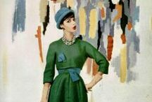 fashion muse:  1950s 2 / by Annie Belle