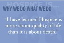 HOSPICE Ministry / by VH  Loves Jesus