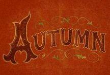 Always Autumn / My favorite season  / by Stacey Mullen