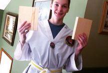 Taekwondo/Martial Arts Passion / I love to watch my children pursue their passion