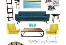 Living Room / Ideas...