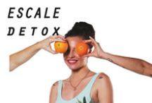 Escale Détox / Allez les filles, une offre spéciale Détox d'après fêtes disponible jusqu'a fin Février ! ON EN PROFITE !!!