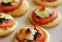 APPETIZERS APPETIZERS / Food / by Christi O'Riley