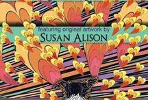 Colouring books! Dogs and Cats Rule! / Colouring books for all ages featuring Susan Alison artwork. Dogs and cats rule!