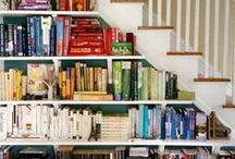 Books/Bookcases/Libraries / by Jennifer Darlington