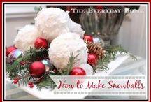 Christmas fun! / Things to make to help me slow down and enjoy the season