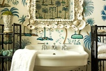 Bathrooms R Rooms too. decorate!