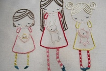 Sewing, Knitting, Crochet and Needlework.