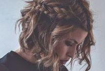 Hair 'n' MakeUP! / by Carly Van Noord