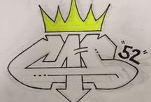 Graffiti - Sketches and Sightings / by Carl A.