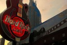 MONUMENTS / Like the Legendary roll halls- from the Fillmore to Hammersmith Odeon- the Hard Rock buildings represent and irreverent interaction between old and new, fancy and funky, aristocratic and democratic.  / by HARD ROCK