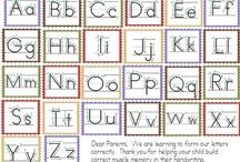 Alphabet Snacks & Projects / by Pamela Haberman