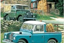 Great Land Rover ads