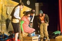 Espectáculos anteriores / Imágenes de los espectáculos que hemos ido haciendo a lo largo de nuestra historia, dirigidos a escolares de educación infantil, primaria y secundaria #teatro #educación