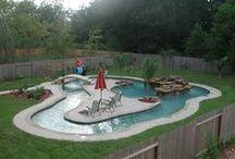 Pool / by Lynda Lowery