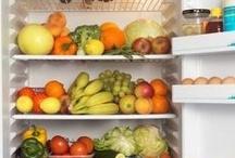 Fruits and Veggies / by Jane Tucker