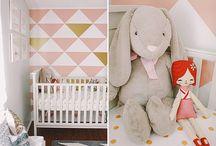 Nursery Ideas  / by Lindsay Stratigouleas