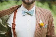 För Ekobrudgummen / Allt för Ekobrudgummen - från topp till tå! Använd sådant du redan har, låna, hyr eller fynda din egen bröllopsklädsel second hand. [For The Eco-friendly Groom.]