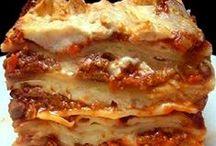 Italian Foods / by Dana Schmit-Roszak