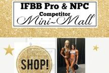 IFBB & NPC Mini-Mall for Bikini, Figure, WPD / Competition Jewelry by Elizabeth Dwelle Couture Competition Jewelry and Everything a NPC or IFBB Pro Competitor needs is available for purchase on one board! Businesses add much as you like as long as a price is included in the description and the pin goes to a link where NPC competitors & IFBB competitors can purchase. Contact me at: elizabeth@elizabethdwelle.com to get access to the board.