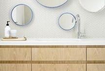 BATHE | Spaces / MOTTO INTERIOR DESIGN: Bathroom Inspiration