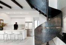 STAIR | Inspiration / MOTTO INTERIOR DESIGN: Stair Inspiration
