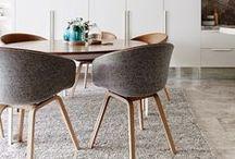 EAT | Spaces / MOTTO INTERIOR DESIGN: Dining Room Inspiration