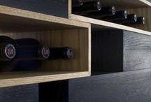 CELLAR | Details / MOTTO INTERIOR DESIGN: Wine Storage Inspiration