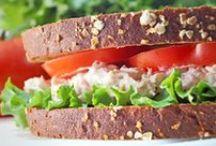 Un lunch pour le bureau ! / Quelques idées recettes à essayer à la maison et parfait pour un lunch au bureau!!