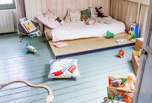 Kids Room / by Hannah J. McKay