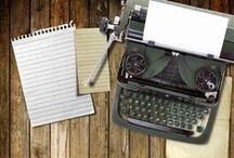Writing / by Jennifer Darlington