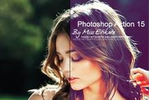 Photography, Lighting, Photoshop How-Tos, & Fonts