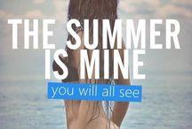 Summer kini / by J.B. Billings