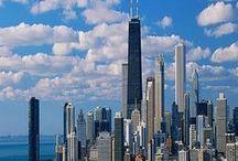 CHICAGO!! / by Lynn White