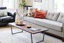 Living Room / by Hannah J. McKay