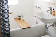 Bathrooms / by Hannah J. McKay