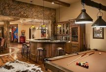 Man Cave / Space for my guys.  / by Hannah J. McKay