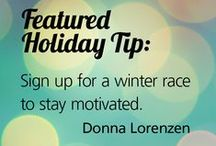 #MoveMoreHoliday / The holidays are here and the temptation to eat unhealthy and skip workouts is at an all time high.   Do you have a tip on how to eat healthy and stay active during the holidays? Share your tip, use #MoveMoreHoliday and you could be featured on all of our social channels as well as be entered to win prizes like $1,200 worth of Whole Foods Market gift cards.   Rules - http://bit.ly/1xJVDfi
