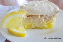 Dessert / Lemon