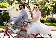 DIY Bröllop med Annorlunda Tema / Vill ni ha ett annorlunda bröllop? Använd sådant ni redan har, hör runt med familj, vänner och bekanta, låna eller fynda material second hand. Endast er fantasi sätter gränserna för hur annorlunda ert bröllop blir. Låt er inspireras här! [Different  Wedding Ideas.]