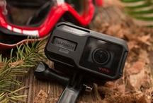 GARMIN | VIRB / Garmin VIRB action cameras capture all the action in brilliant HD. In addition, they record data from sensors within the camera for speed, altitude, G-force, GPS position and more. virb.garmin.com #GarminVIRB