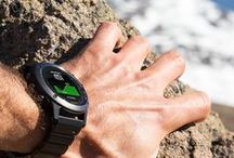 Fenix 3 / World's first adventure sport training Garmin GPS/GLONASS watch. #Fenix3