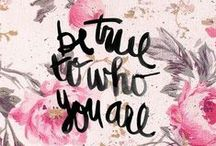 words | quotes + prints / words of wisdom, inspirational quotes