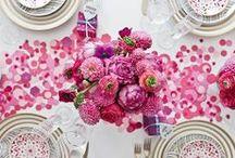 pink wedding / by Munaluchi Bride