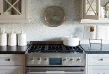Kitchens Worth Cooking In / by Cynthia Scott Traeger