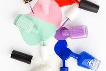 beauty | hair + nails / hairstyles, makeup, my nail polish obsession